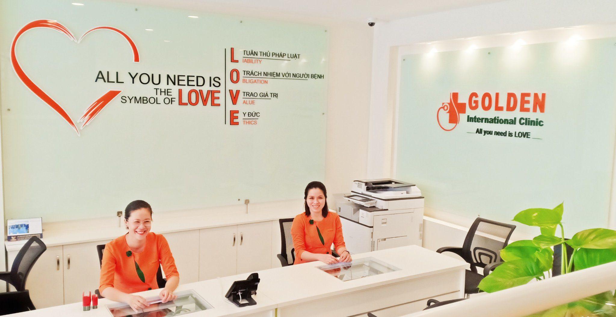 Giới thiệu - Cty TNHH Phòng khám đa khoa quốc tế Golden Healthcare